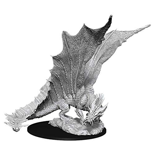 D&D Nolzurs Marvelous Upainted Miniatures: Wave 11: Young Gold Dragon