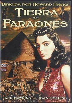 Land of the Pharaohs   Howard Hawks  Land of the Pharaohs   [ NON-USA FORMAT PAL Reg.0 Import - Spain ]