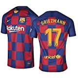 maillot Griezmann Barcelone 2020 + Short + Chaussettes Taille 12/14 Ans Soit 154 cm Environ Réplique Générique