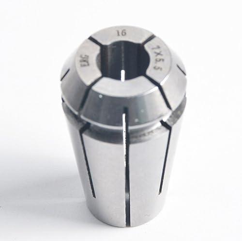 discount ERG16 outlet online sale online sale 7×5.5 Advanced Formula Spring Steel Collet Sleeve Tap,For Lathe CNC Engraving Machine & Lathe Milling Chuck online