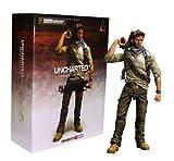 Uncharted 3 : Play Arts Kai - Nathan Drake Figure