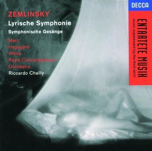 Alessandra Marc, Håkan Hagegård, Sir Willard White, Royal Concertgebouw Orchestra & Riccardo Chailly
