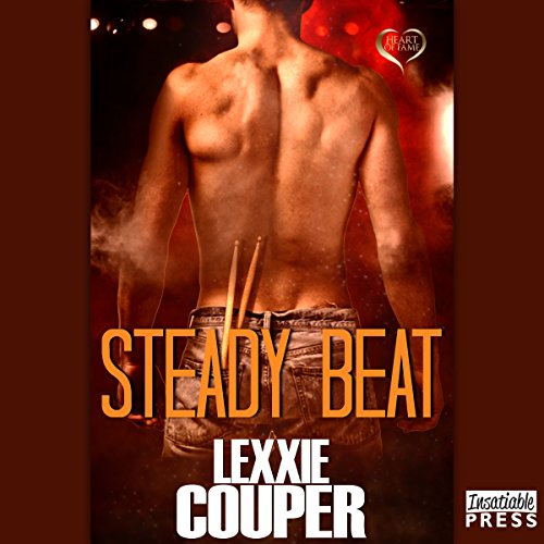Steady Beat audiobook cover art