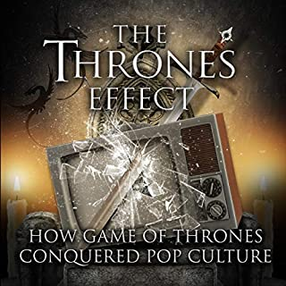 The Thrones Effect     How HBO's Game of Thrones Conquered Pop Culture              By:                                                                                                                                 Gil Kidron,                                                                                        Theo Gangi,                                                                                        Valentina Carias,                   and others                          Narrated by:                                                                                                                                 Abishai Aziz Al-Doory and Ashaya Valentina Carias Chris Christian Noga Ariel Galor Theo Gangi Quinn Howard MJ Johnson Gil Kidron Anthony Peter Medina Gemma Smith                      Length: 3 hrs and 4 mins     Not rated yet     Overall 0.0