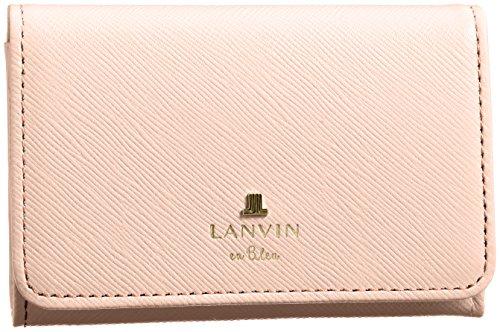 LANVINenBleu(ランバンオンブルー)『リュクサンブール名刺入れ480114』