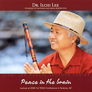 Peace in the Brain audiobook cover art