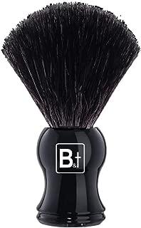 Purely Vegan Black Fiber Wet Shaving Brush – Bib & Tucker, Shave Care for Men
