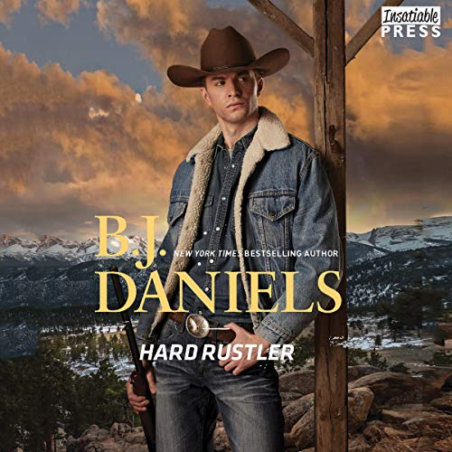 Hard Rustler audiobook cover art