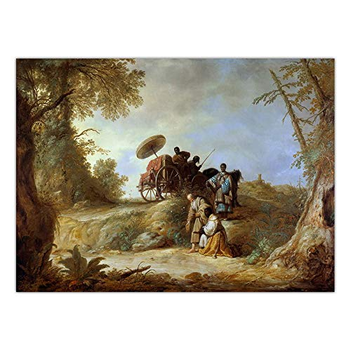 (30x40cm) Sin Marco Impresiones de Arte de la Pared Holanda Aelbert Cuyp CattleGallery Tienda decoración de Fondo de Pared de peluquería
