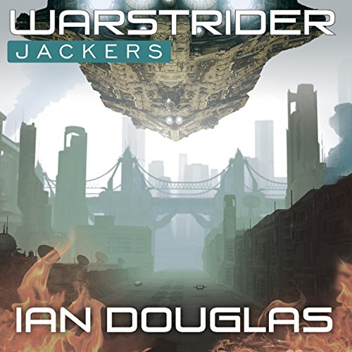 Warstrider: Jackers cover art