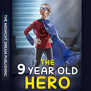 The 9-Year-Old Hero cover art