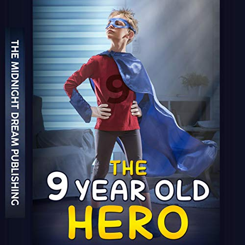 The 9-Year-Old Hero audiobook cover art