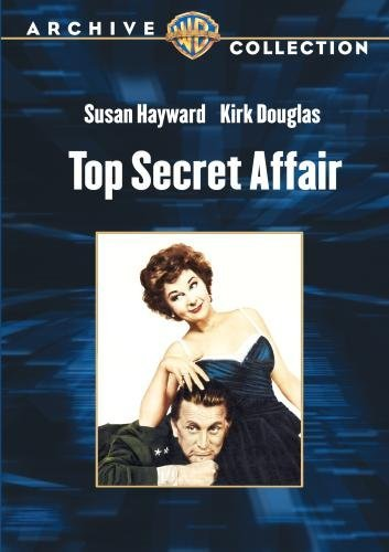 Top Secret Affair by Susan Hayward