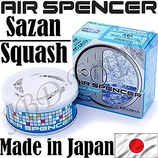 JBD Empire Eikosha AIR Spencer [ Made in Japan ] CS-X3 CSX3 A/S AS Cartridge Freshener JDM ((A28) Sazan Squash)