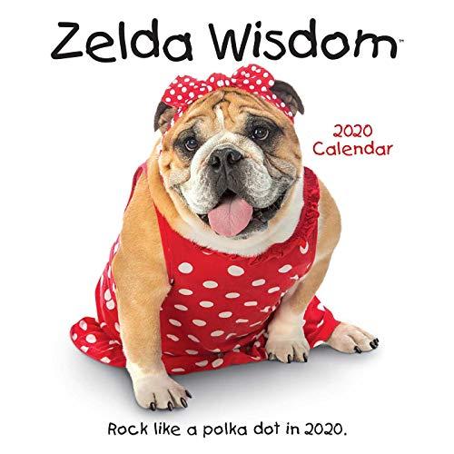 Zelda Wisdom 2020 Wall Calendar