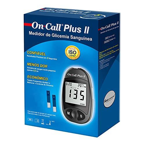 Medidor de Glicose On Call Plus 2