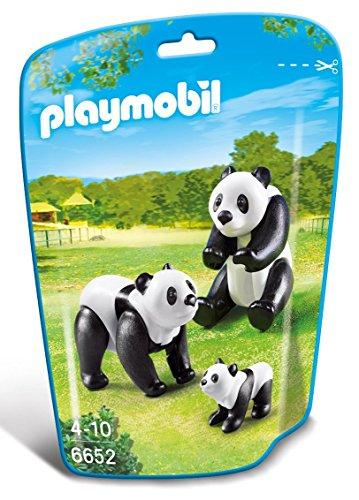 PLAYMOBIL - Familia de Pandas (66520)