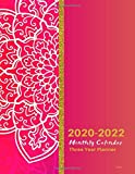 2020-2022 Monthly Calendar Three Year Planner Xiam: 2020-2022 Monthly Schedule Organizer- Agenda...