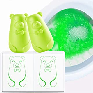 green toilet tablets