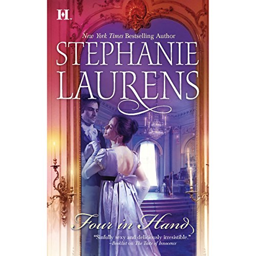 Four in Hand audiobook cover art