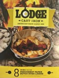 Liners make cleaning up easy and fast Fits all lodge camp dutch ovens Universal 20-inch diameter Compact size packs effortlessly Made in the usa