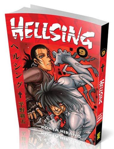 Hellsing 9.cilt