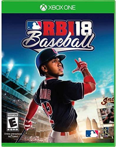 Xbox One RBI 18 Baseball
