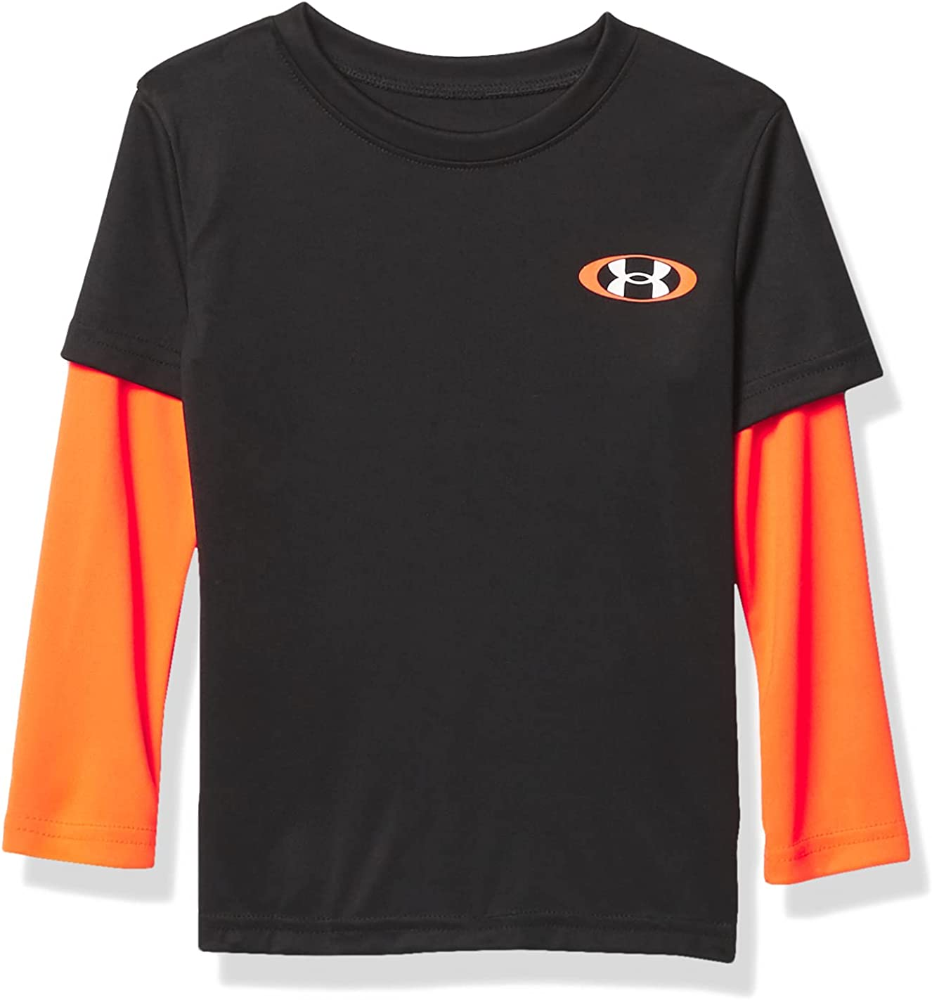 Regular discount Under 25% OFF Armour Boys' Graphic Sleeve Long Tee