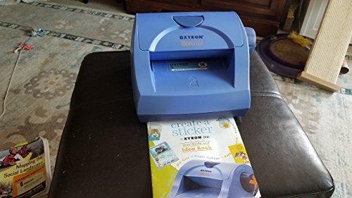 """Xyron 500 Sticker Machine-5""""X18"""" Permanent - 633317"""