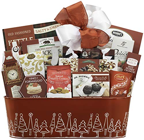 Grand Gourmet Gift Basket by Rem...