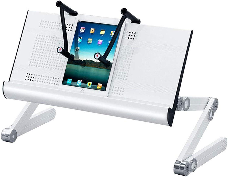 FRF Klapptisch- Abnehmbarer Faltbarer Computer-Multifunktionsschreibtisch, Laptop-Schreibtisch für Familienwohnheime