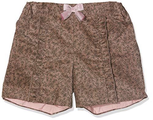 Chicco Baby-Mädchen Pantaloni Corti Shorts, Weiß (Naturale Scuro 062), 44 (Herstellergröße: 050)