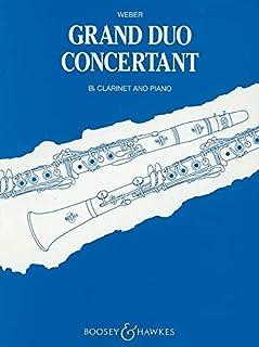Grand Duo Concertante Op48 Cl/Pf
