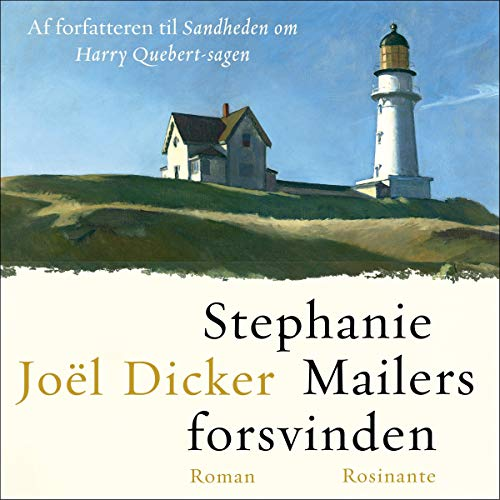 Stephanie Mailers forsvinden cover art