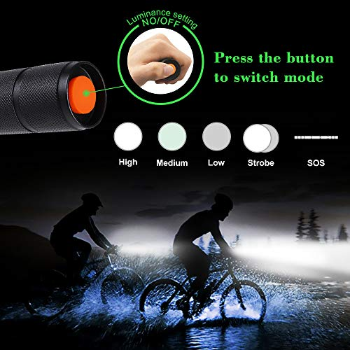 WSKY LED Flashlight