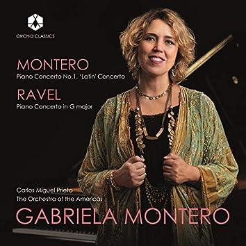 """Gabriela Montero: Piano Concerto No. 1 """"Latin"""" - Ravel: Piano Concerto in G Major, M. 83 (Live)"""