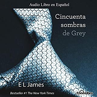 Couverture de Cincuenta Sombras de Grey [Fifty Shades of Grey]
