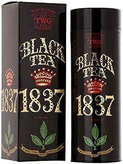 TWG Tea - 1837 Black Tea (TCTWG6033) - 3.52oz Loose Leaf TIN