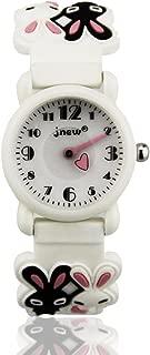 Bingostyle Waterproof 3D Cute Cartoon Kids Watches,Digital Silicone Wristwatches Time