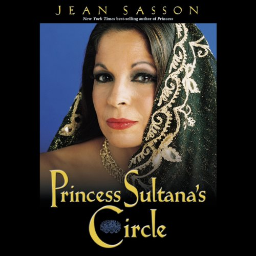 Princess Sultana's Circle audiobook cover art