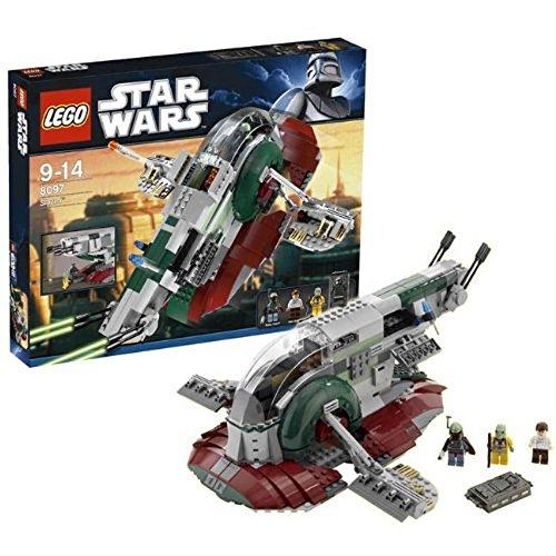 LEGO STAR WARS 8097 Slave I