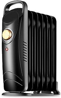 CSDY-Radiador De Aceite Elementos, 700 Watios, Dispone De 3 Ajustes De Potencia Y Control Termostático De Temperatura.