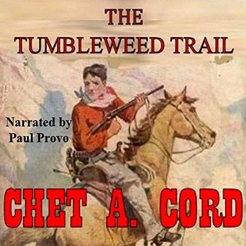 The Tumbleweed Trail audiobook cover art