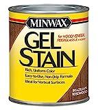 Minwax 66080000 Gel Stain , quart, Rosewood