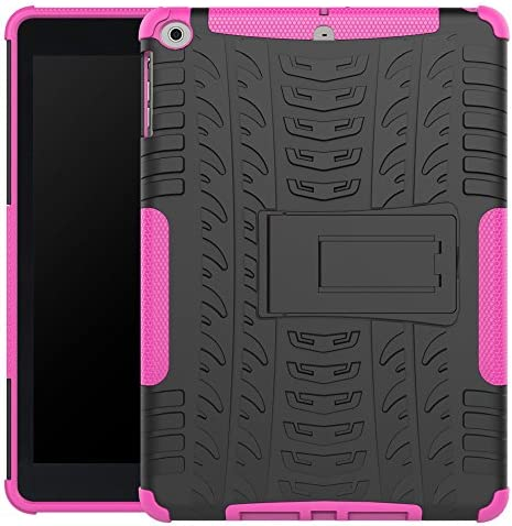 Folice iPad 9 7 2017 2018 Air 2 Air Case Shockproof Hybrid Rugged Hard Rubber PC Tough Dual product image