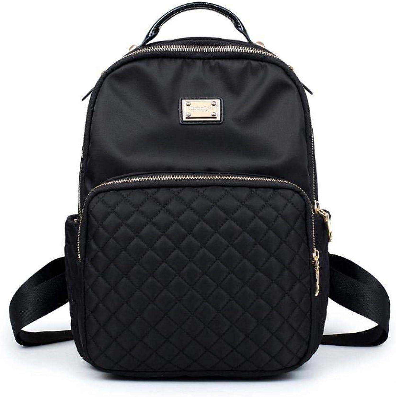 Hulday Handtasche Damentasche Mit Umhngetasche Damen Oxford Leisure Travel Backpack Rucksack Einfacher Stil Taschen Damen Mnner Handgepaeck, (Farbe   Colour, Größe   One Größe)