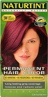 Naturtint Permanent Hair Color 5M Light Mahogany Chestnut -- 5.28 fl oz - 3PC