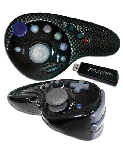 PS3 - Controller Dual SFX Evolution Wireless (Splitfish)