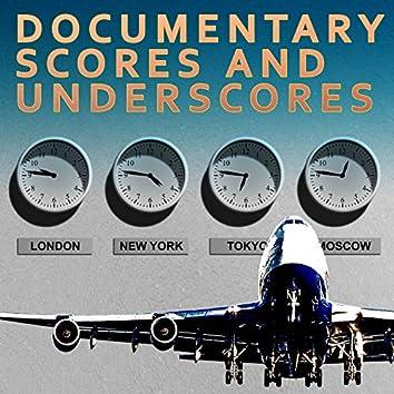 Documentary Scores and Underscores
