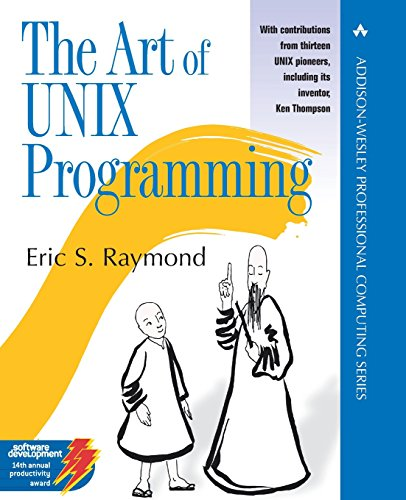 The Art of UNIX Programming (The Addison-Wesley Professional Computng Series)